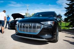 Taylor Audi E-tron